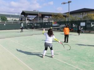 レディーステニス